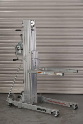 Elevador de material/carga