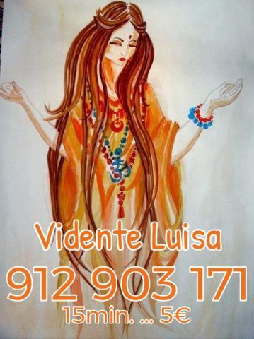 LUISA VIDENTE 15MIN 5EU
