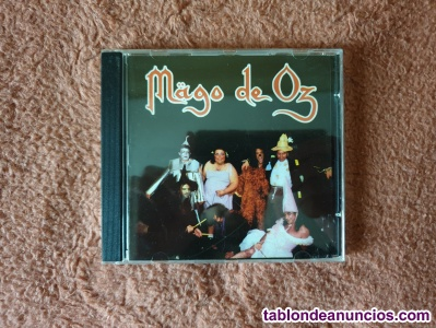 Mago de oz (álbum debut)