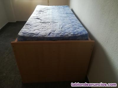 Se vende cama nido con cajones