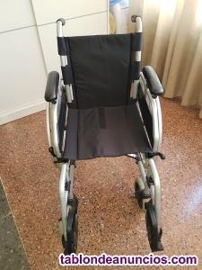 Silla de ruedas(sin usar) y andador