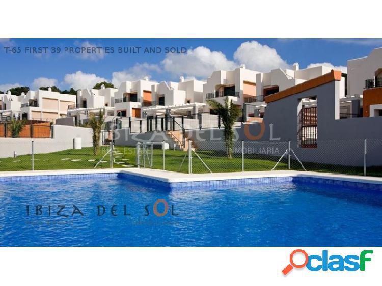 Solar urbanizado, IBIZA COSTA OESTE, para promoción de