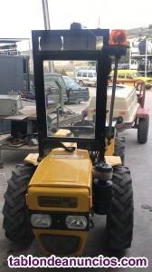 Tractor de gomas pascuali
