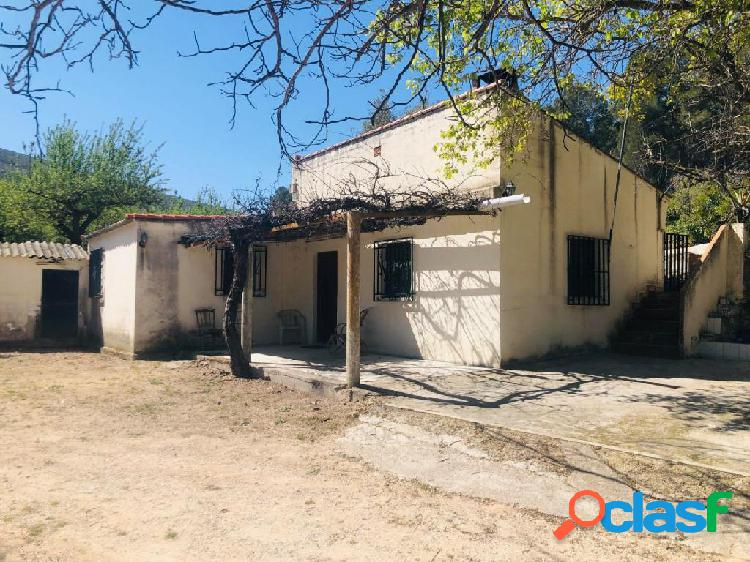Casa de campo economica a la venta en Ontinyent