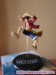 Figura luffy (one piece world seeker)