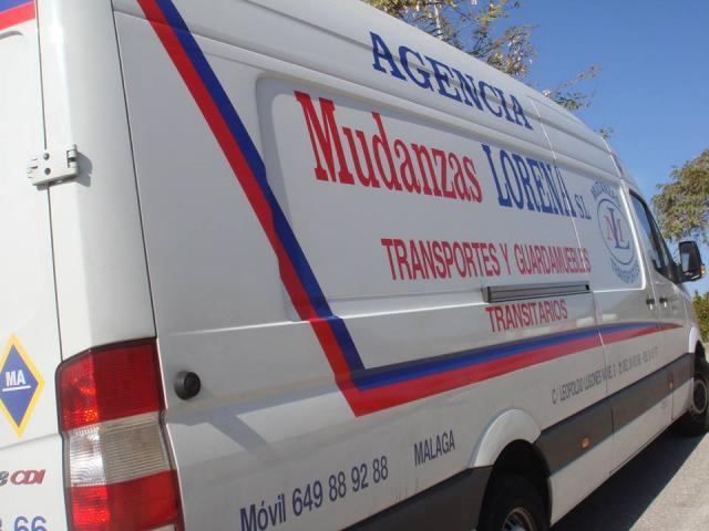 MUDANZAS Y PORTES EN MALAGA