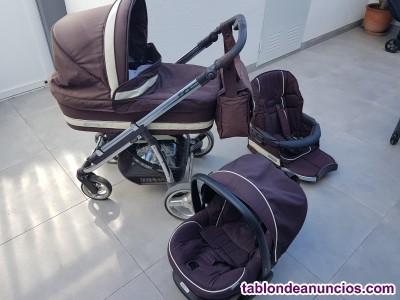 Carro de bebé bebecar