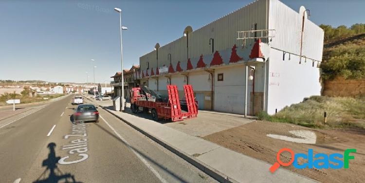 Se vende Antigüa Discoteca en TARAZONA