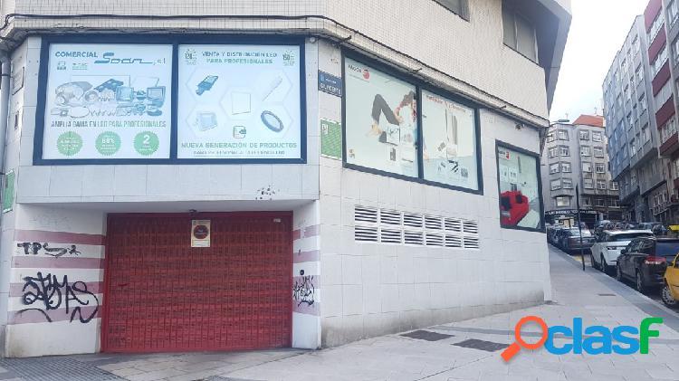 Venta de bajo comercial en A Coruña