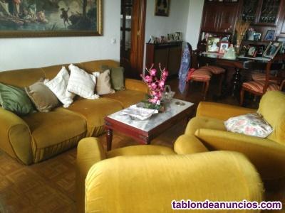 ¡¡¡¡ oportunidad!!!! vendo sofa 3 plazas + 2 sillones a