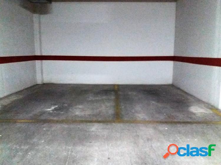 plaza de garaje en ZONA TOSCAR