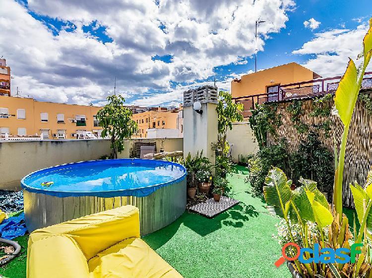 Atico en venta de 116m² en Calle Alderete 27, 29013 Málaga