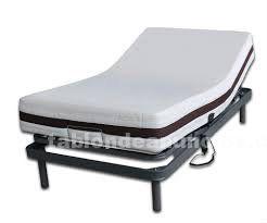 Cama articulada + colchón nueva