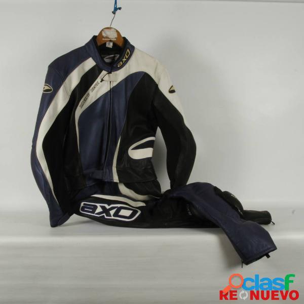 Mono divisible de moto AXO talla 54 de segunda mano E305831