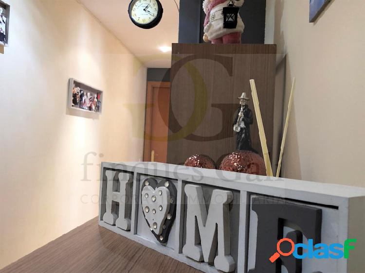 Piso dúplex a la venta en Sallent. Una vivienda para crear