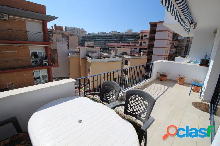Piso en los Boliches con amplia terraza, garaje, piscina y