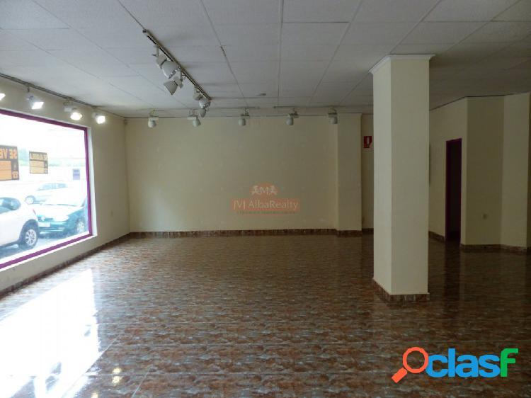 SE ALQUILA LOCAL COMERCIAL EN ZONA CENTRO- VILLACERRADA
