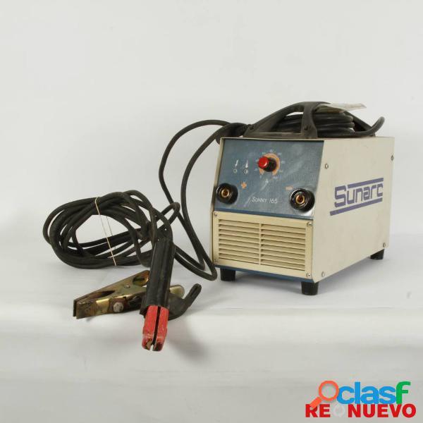 Soldador SUNARC SUNNY 165 + Electrodos de segunda mano