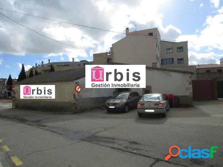 Urbis te ofrece casa-solar en Aldeaseca de la Armuña