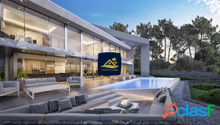 Luxury Villa en BENISSA · La Fustera con Vistas al Mar |