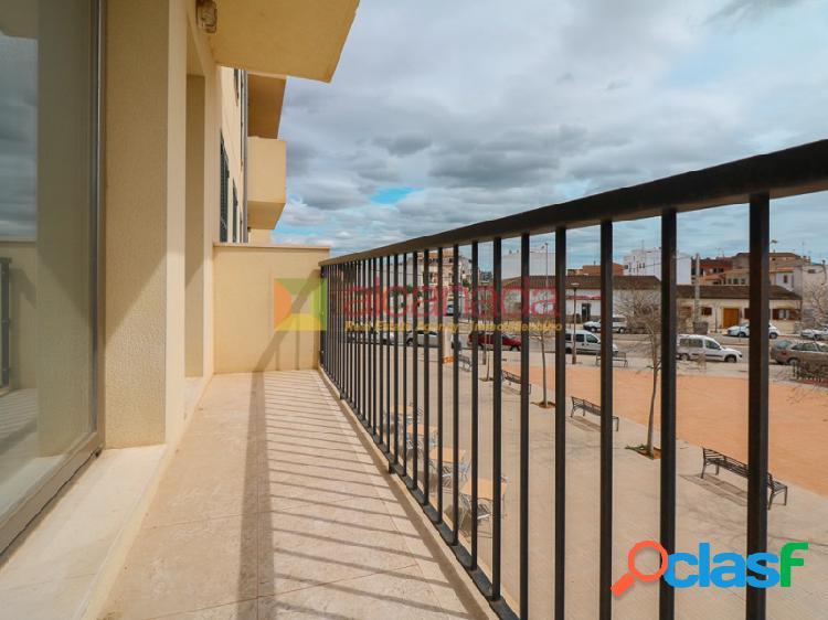 Piso de tres habitaciones en Campos, Mallorca.