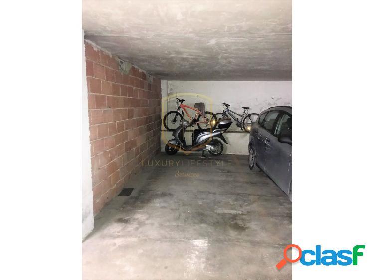 Plaza de garaje en Altea