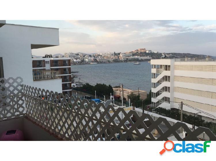 Precioso piso con vistas al mar y Dalt Vila