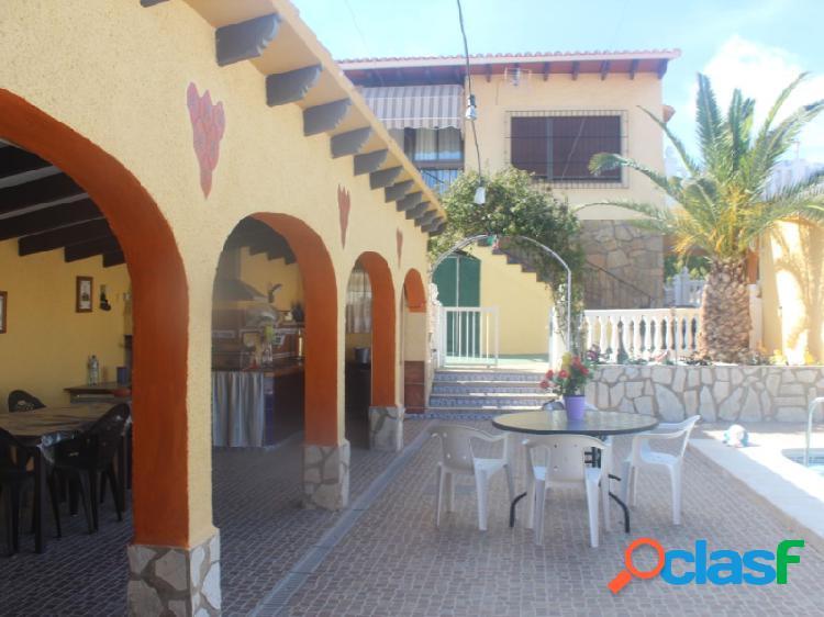 Se vende preciosa casa en La Nucia