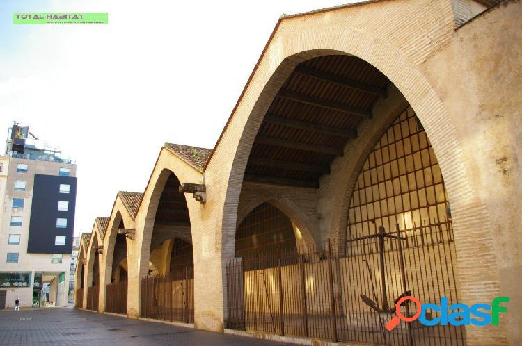 Ref: 00583, Se VENDE piso en zona del puerto de Valencia, 4