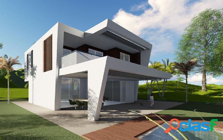 Una villa de lujo absoluta en Finestrat