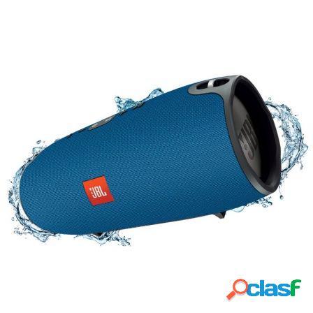 Altavoz bluetooth portatil jbl xtreme blue - 2*20w - resist.