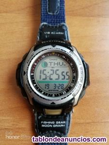 Casio pathfinder wr 100m pas-400b