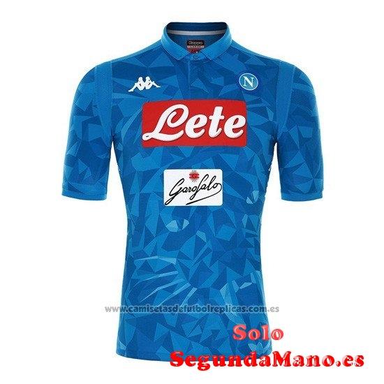 Replica camiseta de futbol Napoli
