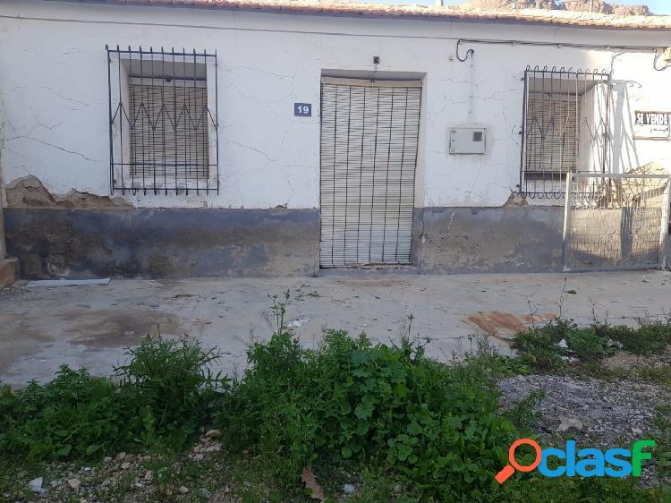 SE VENDE CASA A REFORMAR EN RAIGUERO DE PONIENTE (ORIHUELA)