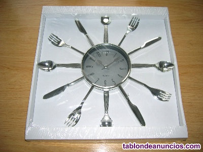 Reloj de cocina original, nuevo
