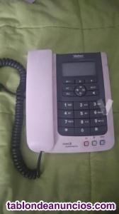 Teléfono fijo domo 2 inalambrico