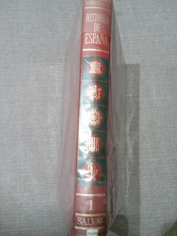 Vendo coleccion completa de la Historia de España