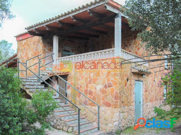 Casa para reformar en Algaida, Mallorca.