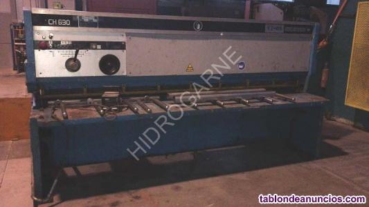 Cizalla hidráulica mebusa ch-630