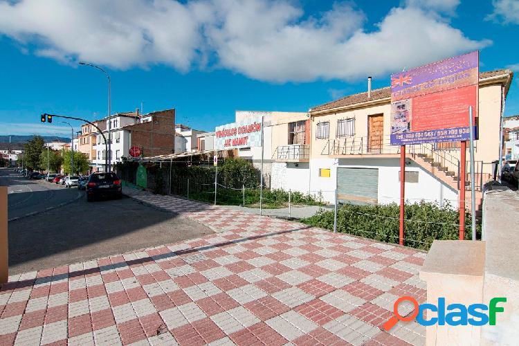 En la calle principal de Padul, Avenida Andalucia, una