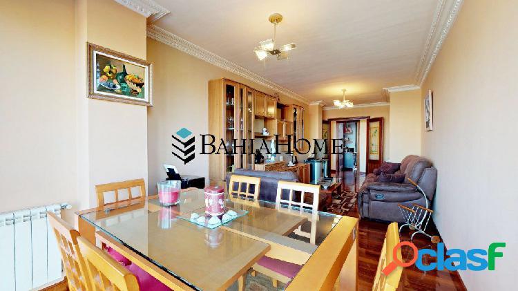 Impecable piso en venta en urbanización privada en Bezana