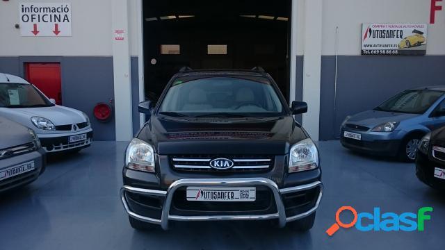 KIA Sportage diesel en Vila-seca (Tarragona)