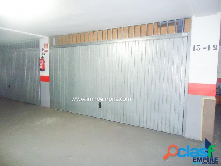 Se vende plaza de Garaje en la zona centro de Benidorm