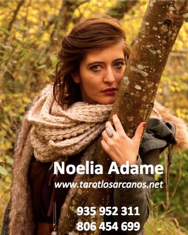Tarot del trabajo y amor. Noelia Adamee