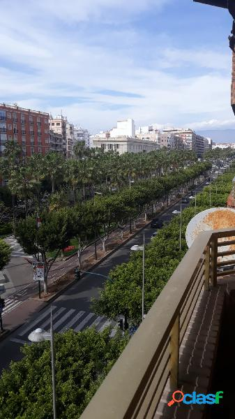 pisazo en Avenida Federico Garcia Lorca