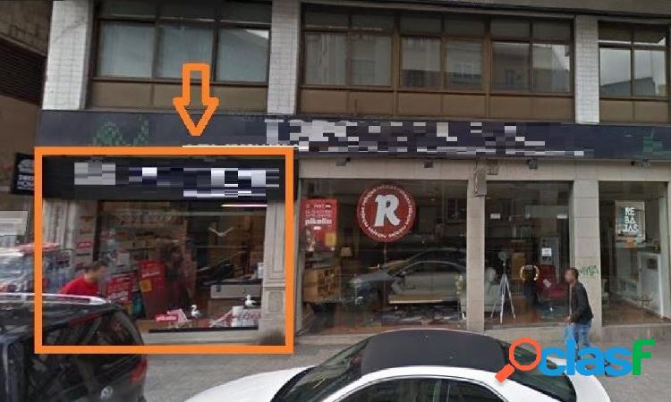 Alquiler de local en A Coruña, Ensanche