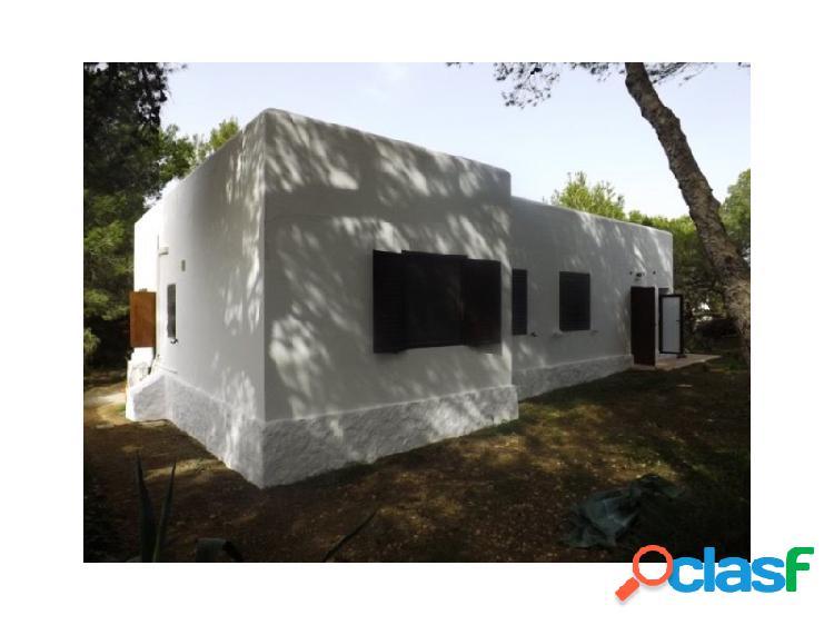 Casa en Formentera Es Pujols