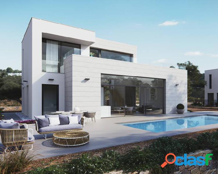 Estas Villas Modernas, Orienta