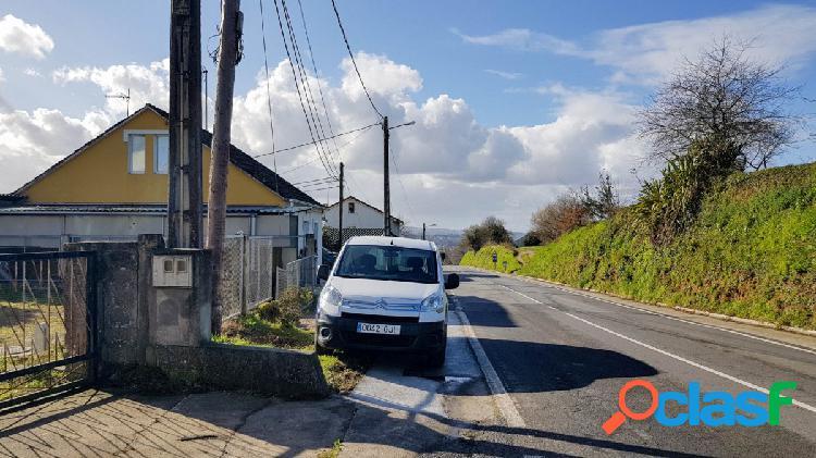 PARCELA LLANA DE 777M2 CON TODOS LOS SERVICIOS EN CAMBRE