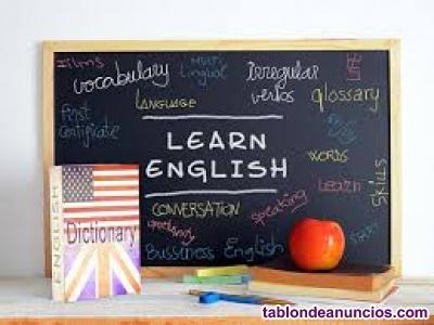 Se dan clases de particulares de inglés en sevilla
